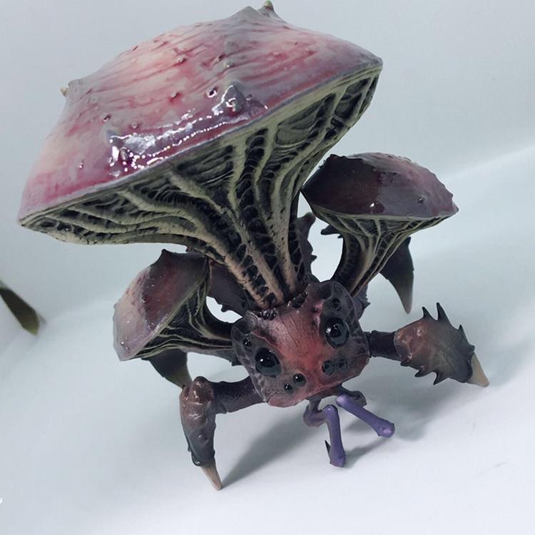 Сумасшедший King оригинальной модели насекомых в форме научно fi класса паук Краб GK белый модель ручной WF пятно