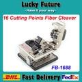 Frete Grátis Marca Proskit FB-1688 FIBER Cleaver High Precision Fiber Cleaver optical fiber cleaver