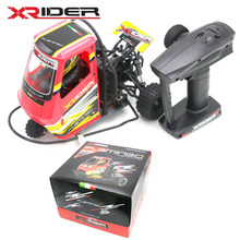 1pcs X-Rider 2.4G 1/8 Piaggio Ape 1:8 2WD Drift Car RTR/RC Car Remote Control Car