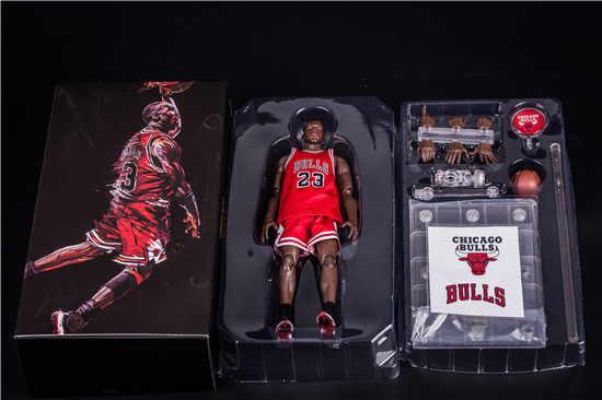 0f6363643930 ... NBA Michael Jordan Chicago BULLS Number 23 Stephen Curry 30 Action  Figure Toy PVC 1  ...