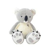 80cm Big Size Australia Koala Plush Toy Soft Stuffed Koala Doll Toys Kids Stuffed Animal Toys For Girls Birthday Gift Super Cute