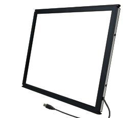 "10 points 32"" IR touch frame,Multi Infrared touch screen overlay kit support Android,Mac,Linux system"