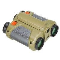 4x30 Binocular Telescope Pop-up Light Night Vision Scope Binoculars Novelty Children Kid Boy Toys Gifts 5
