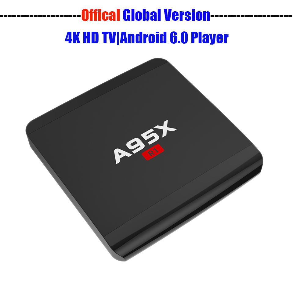 A95X R1 RK3229 1G 8G font b Android b font 6 0 Smart TV Box 2