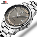 2016 Luxury Carnival Brand Men's Watch Automatic Mechanical Watches Full Steel Waterproof Male Casual Business Wrist Watch Clock