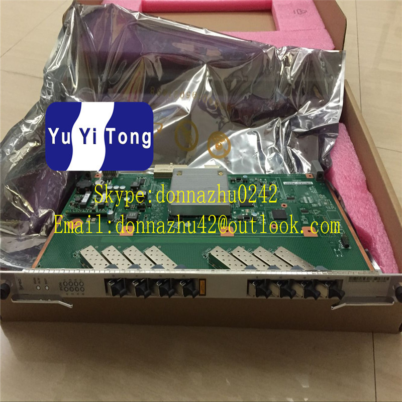 Fiber Optic Equipments Cellphones & Telecommunications Sfp Module Pour Ma5680t Ma5608t Ma5683t Bta Bright And Translucent In Appearance Responsible Dorigine Hua Wei Gpbd 8 Ports Gpon Conseil Avec 8 Pcs Classe C