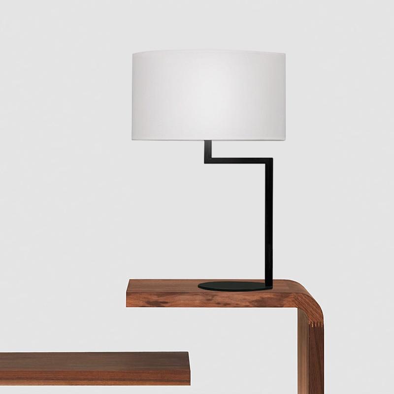 A1 Simple bedroom bedside talbe lights decoration lamp lamp creative talbe lamp light adjustable desk lamp American study room