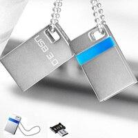 Super Speed Mini USB 3 0 Flash Drive 32GB Memory Stick Waterproof Metal Drive Disk U