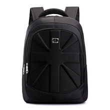 New Arrival Men Backpack 15.6 Inch Notebook Bags Oxford Waterproof Anti-theft Teenagers Men Student Fallow School Bag Mochila ozuko brand pu leather men backpack simple design university student school bags black fallow travel bag anti theft men backpack