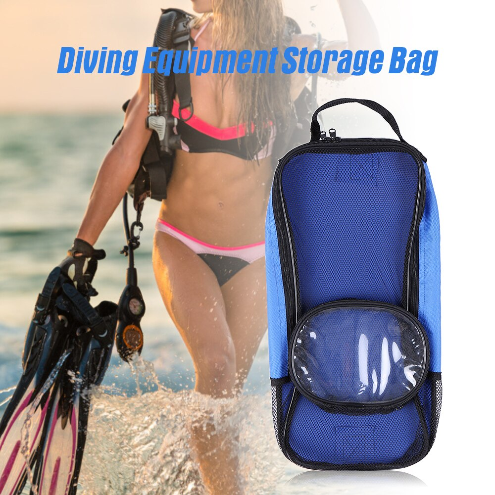 # Diving Flipper Storage Holder Snorkelling Fins Packing Bag Diving Mask Bag Snorkel Snorkeling Surfing Diving Gear Packing Bag