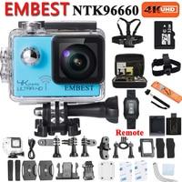 Action Camera Original EKEN H3R H3 Ultra 4K HD 2 0 Dual Screen Action Camera Waterproof