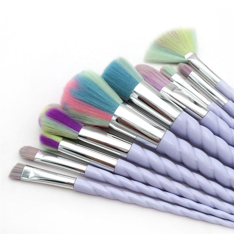 Бірегей реңкті щетка щеткасы макияж - Макияж - фото 3