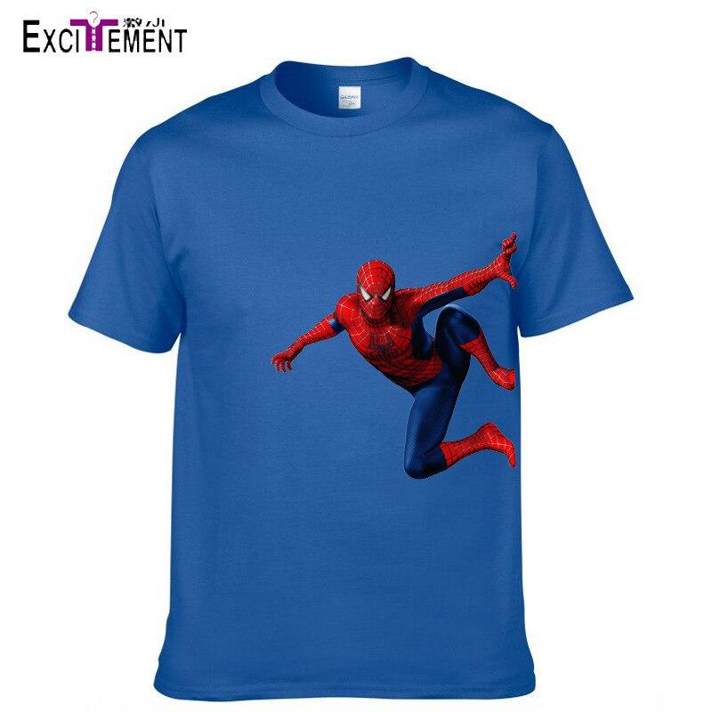 Today deal.compression t-shirts Superman/Batman/spider man gym t shirt men shirts - Casual Stylish_clothes shoes store