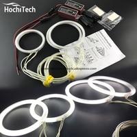 HochiTech Excellent Angel Eyes Kit For Chevrolet Sonic T300 2011 2015 Ultra Bright Headlight Illumination CCFL