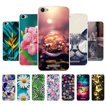 3D DIY Soft Silicone Case For Wiko Lenny 3 Max Coque Lenny3 Cover Flamingo Painted Fundas Housings
