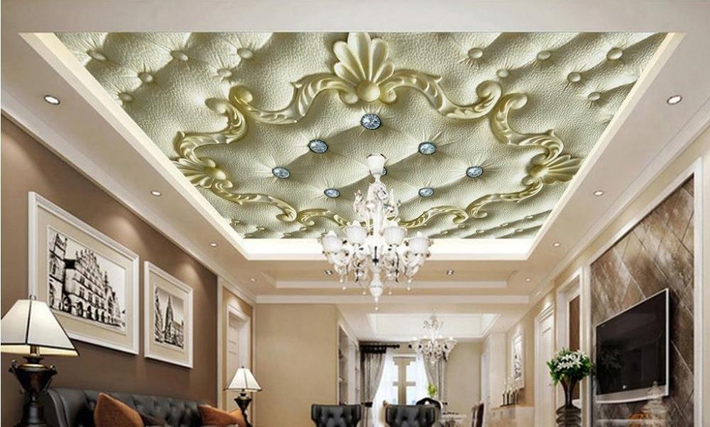 Behang Plafond Badkamer : Behang plafond badkamer u devolonter