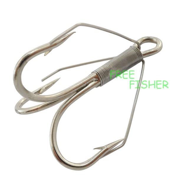 Weedless treble hooks reviews online shopping weedless for Treble fishing hooks