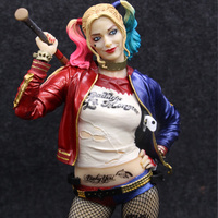 Crazy Toys 1:6 DC Suicide Squad Harley Quinn & Joker Action Figure PVC Doll Anime Collectible Model Toys