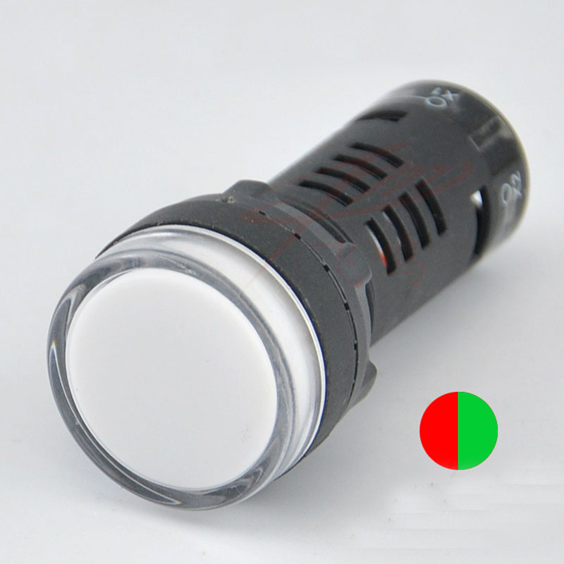 ESP System Failure 2pcs uxcell Signal Indicator Light DC 12V 12mm Red LED Metal Shell with Symbol