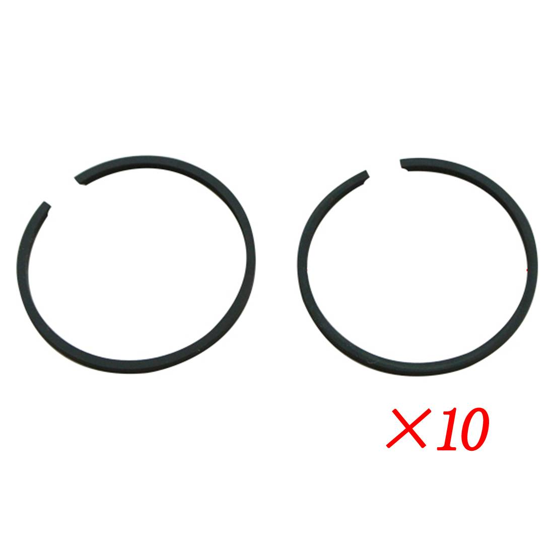 20pcs 40mm Piston Rings Set Fit 50cc Motorised Bicycle