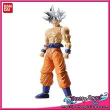 Genuino BANDAI MALIGNI Figura rise Assemblaggio Standard Dragon Ball SUPER Son Goku (Ultra Istinto) modello di plastica Action Figure