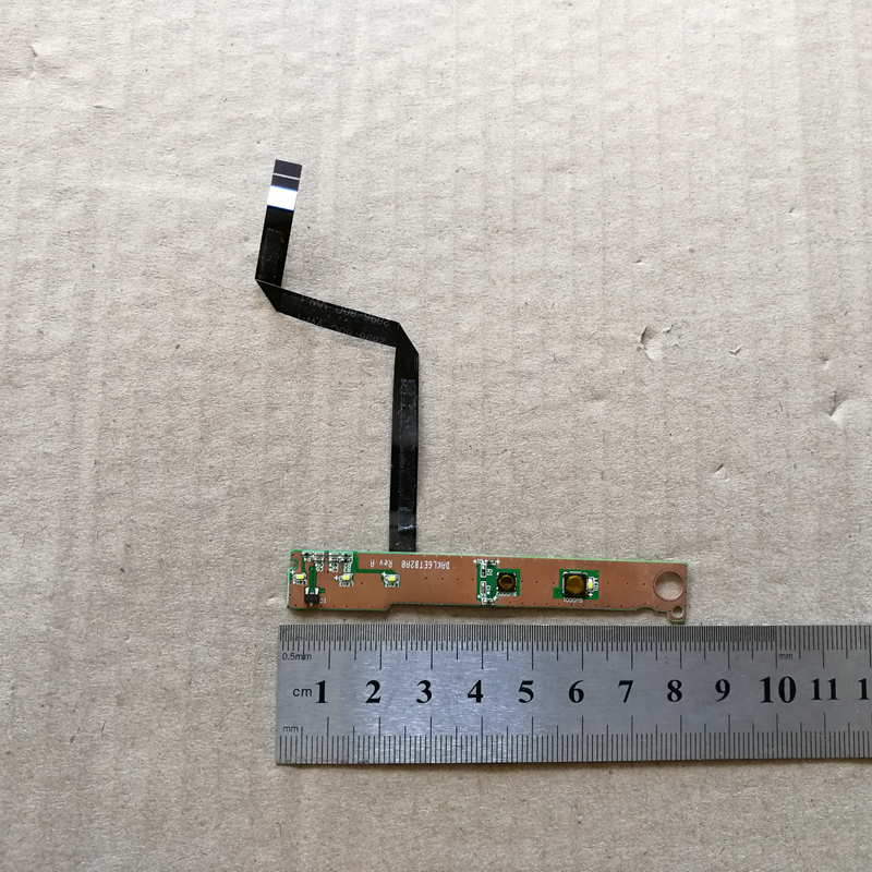 Computer Cables Laptop Switch Board Key Button for Lenovo Ideapad Z470 Z475 Cable Length: Board