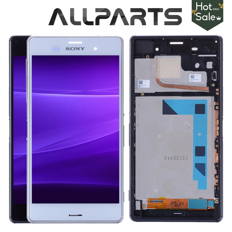 For SONY Xperia Z3 LCD Original 1920x1080 5.2 LCD For SONY Xperia Z3 Display Touch Screen D6603 D6633 D6653 L55T