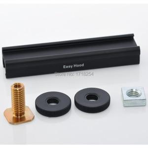 "Image 5 - Easy Hood  Adjusttable 4"" Rail  10cm Flash Bracket Hot  Cold Shoe Extension for for Video Lights, Microphones or Monitors"