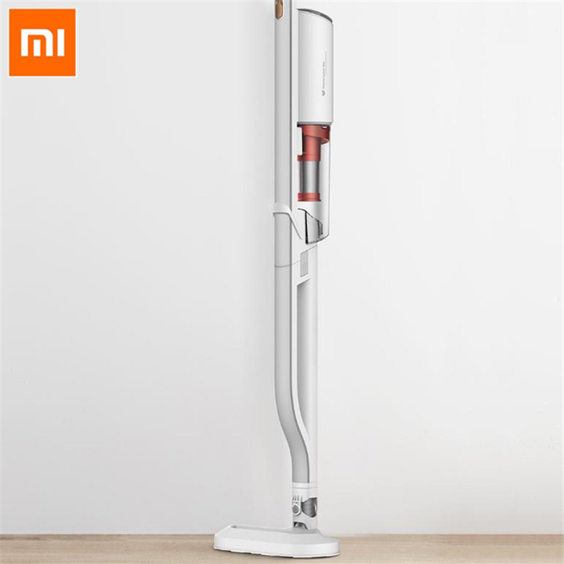 Xiaomi Mijia Deerma DX800S Double circulation Upright Back Carrying Vacuum Cleaner Handheld Lightweight 220V 14000P Cleaner