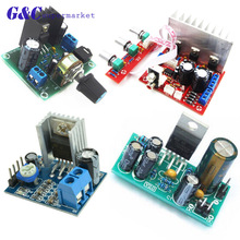6-12V Single Power Supply TDA2030A Audio Amplifier Board Module Hot sale цена 2017