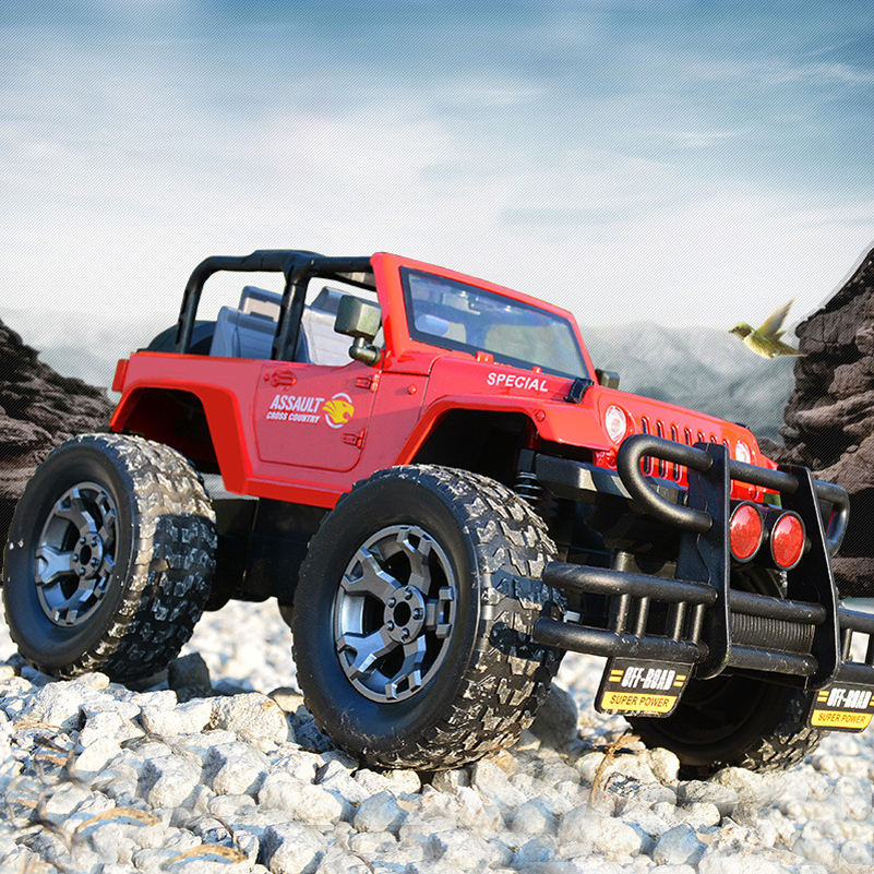 Electric RC Car SUV Drift Remote Control Toys Car Electric 1/12 Scale RC Model Dirt Bike With Lighting Music Toys For Kids Boys  children car model toy sandy land truck with light remote control dirt bike 9301 1 rc car 1 18 2 4g 2wdelectric racing car