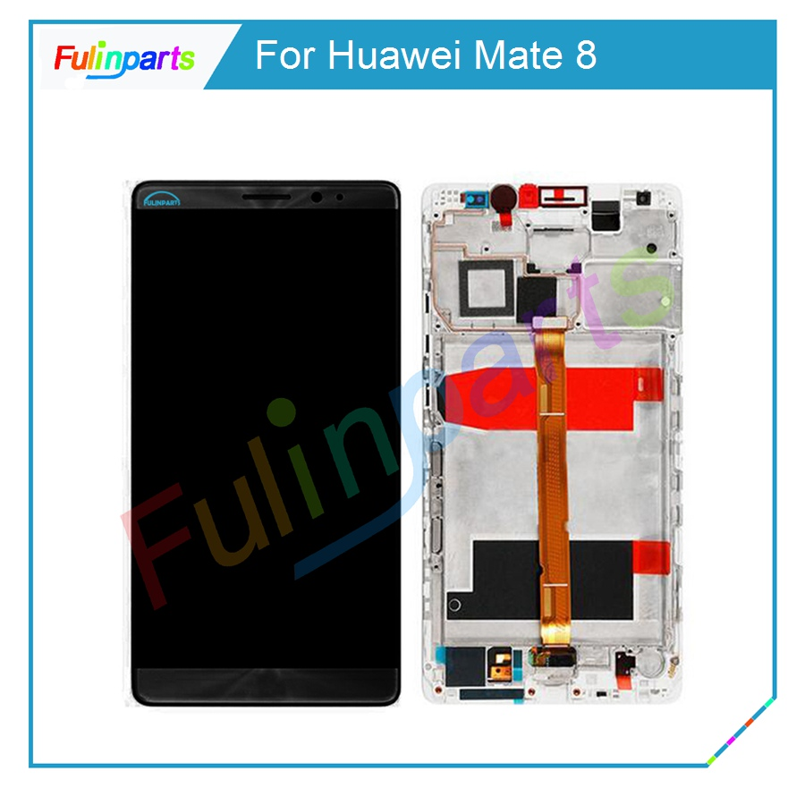 for huawei mate 8 mt8 mate8 lcd display touch screen test. Black Bedroom Furniture Sets. Home Design Ideas