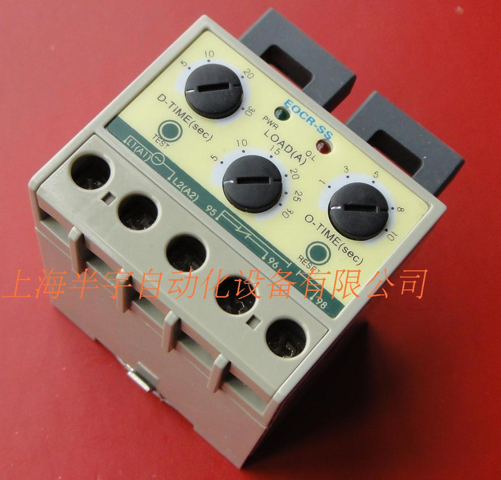 new original Electronic motor protection EOCR-SS 30N440 korea three and eocr motor protector eocr 3dm ac220
