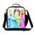 Nueva Llegada de Dibujos Animados Niñas Termal Más Fresco Bolsas de Almuerzo Linda Barbie muñeca Con Aislamiento Lunch Box For Kids Picnic Bolsa Térmica de Alimentos bolsa