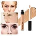 Основа для лица макияж матовый полный охват косметика макияж основа для макияжа контроль жирности консилер Жидкий тональный крем TSLM1