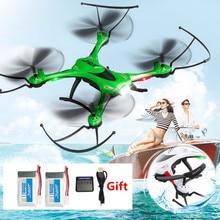 Rc drone jjrc h31 6 eje helicóptero quadrocopter puede añadir con batería de la cámara profesional impermeable resistencia vs jjrc h37