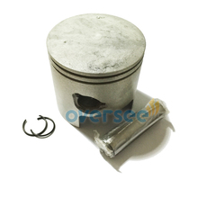 688 11631 03 94 00 Piston Set For Yamaha 75HP 85HP 90HP Outboard Engine boat Motor