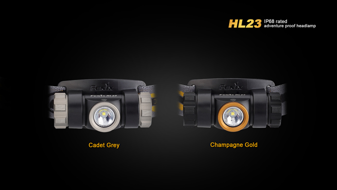 Image 5 - 2015 Best Selling Camping Head Lamp FENIX HL23 LED Waterproof AA Headlamp with Free Battery-in Headlamps from Lights & Lighting