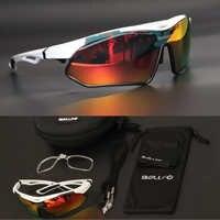 2019 lunettes de cyclisme polarisées homme UV400 vtt Sport lunettes Peter Sagan vélo vélo lunettes de soleil lunettes de pêche