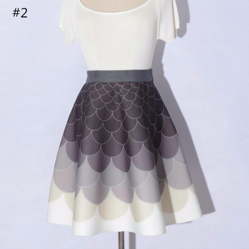 high waist skirt 04