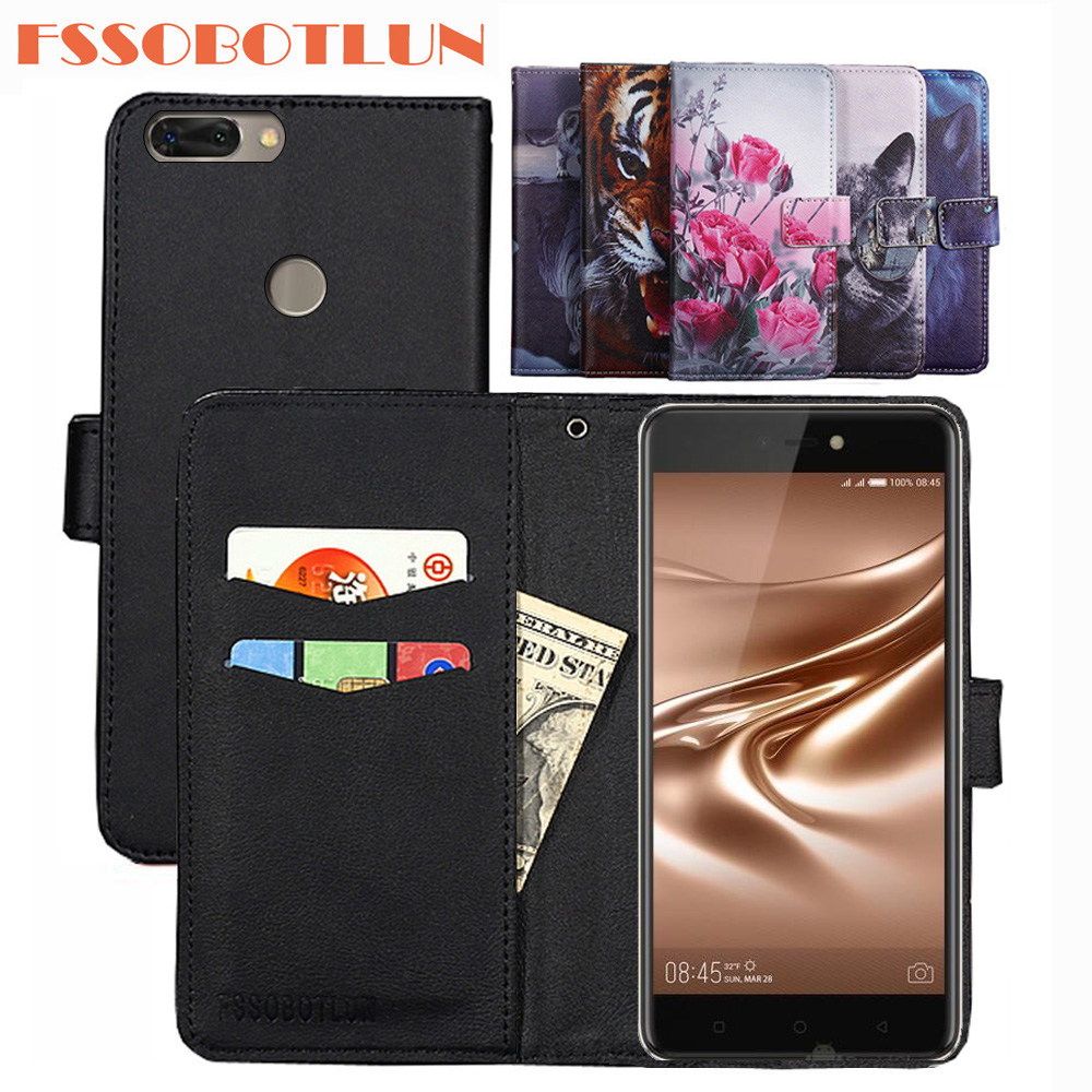 FSSOBOTLUN 9 Colors For Tecno Phantom 8 Case PU Leather Retro Flip Cover  Shell Magnetic Fashion Wallet Cases Kickstand Strap