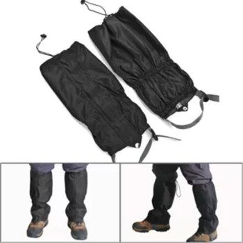 waterproof legging gaiter camp hike trekking walk mountainclimb outdoor boot leg ski protect snow ski travel shoe snowshoe cover