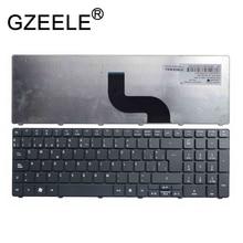 GZEELE new FOR Acer Aspire PK130IN2A18 PK130N42A18 PK130N41A18 TEC8 SP Teclado Keyboard Spanish laptop QWERTY black no frame