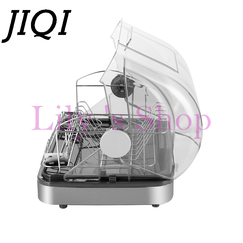 Small household Dish Dryer Vertical mini UV sterilization cupboard cabinet kitchen Dishdryer ozone high temperature disinfection
