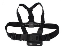 Adjustable Chest Mount Harness Chesty Strap for SJ4000 GoPro HD GoPro Accessories hero 1 2 3