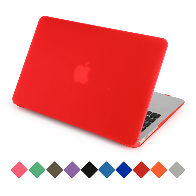 for macbook air 13 case matte transparent cover for apple macbook air pro retina 11 12 1 ...