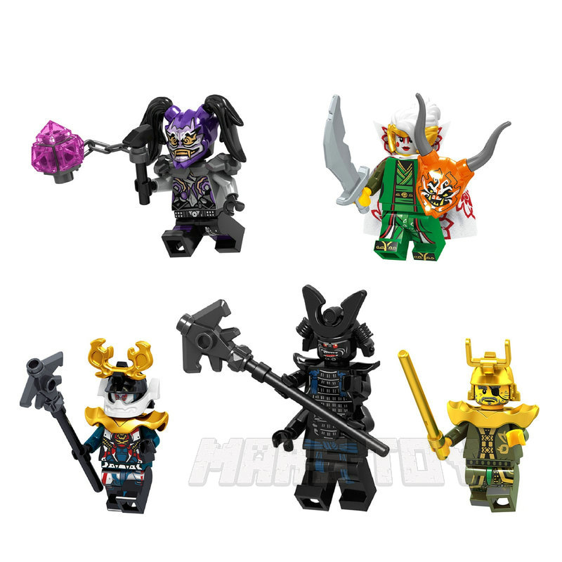 ninjago lego figures 2018 moive set dragon Lloyd (4)
