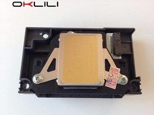 Image 2 - Nowy F180000 głowicy drukującej głowica drukująca Epson R280 R285 R290 R330 R295 RX610 RX690 PX650 PX610 P50 P60 T50 T60 T59 TX650 L800 L801