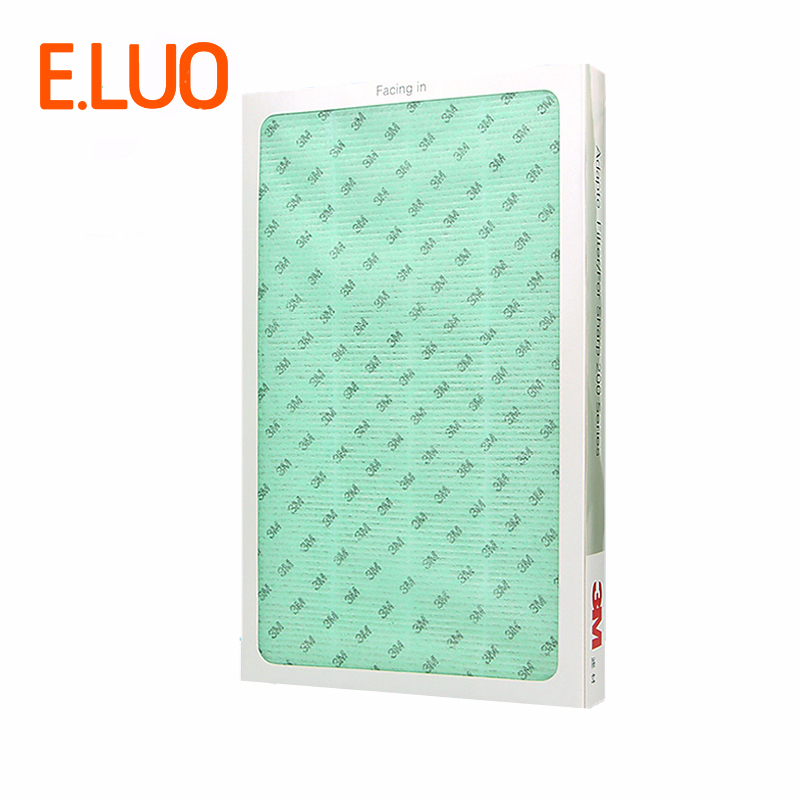 HEPA cold catalyst activated carbon deodorization filter high efficient composite filter for air purifier parts KC W380SW W in Air Purifier Parts from Home Appliances