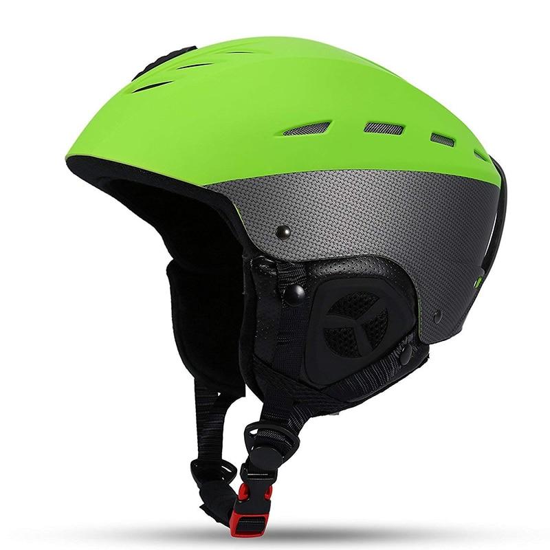 Casque de Ski professionnel léger casque de Ski coupe-vent unisexe Skateboard casque de sport de motoneige avec 16 évents intégralement